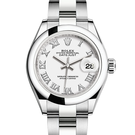 Rolex Lady-Datejust Oyster, 28 mm, Oystersteel M279160-0016