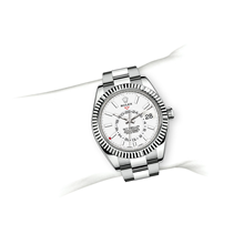 Rolex Sky-Dweller Oyster, 42 mm, Oystersteel and white gold M326934-0001