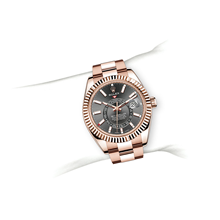 Rolex Sky-Dweller Oyster, 42 mm, Everose gold M326935-0007