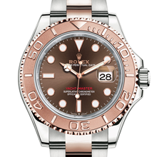 Rolex Yacht-Master 40 Oyster, 40 mm, Oystersteel and Everose gold M126621-0001