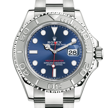 Rolex Yacht-Master 40 Oyster, 40 mm, Oystersteel and platinum M126622-0002