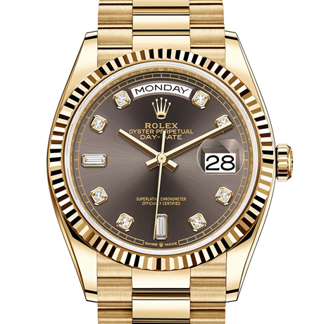 Rolex Day-Date 36 Oyster, 36 mm, yellow gold M128238-0022