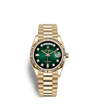 Rolex Day-Date 36 Oyster, 36 mm, yellow gold M128238-0069