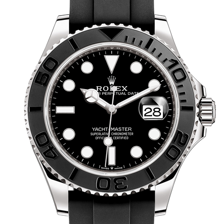 Rolex Yacht-Master 42 Oyster, 42 mm, white gold M226659-0002