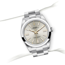 Rolex Oyster Perpetual Oyster, 41 mm, Oystersteel M124300-0001