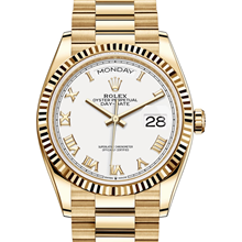 Rolex Day-Date Oyster, 36 mm, yellow gold M128238-0076