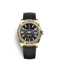 Rolex Sky-Dweller Oyster, 42 mm, yellow gold M326238-0009
