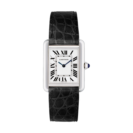 Cartier Tank solo watch, small model
