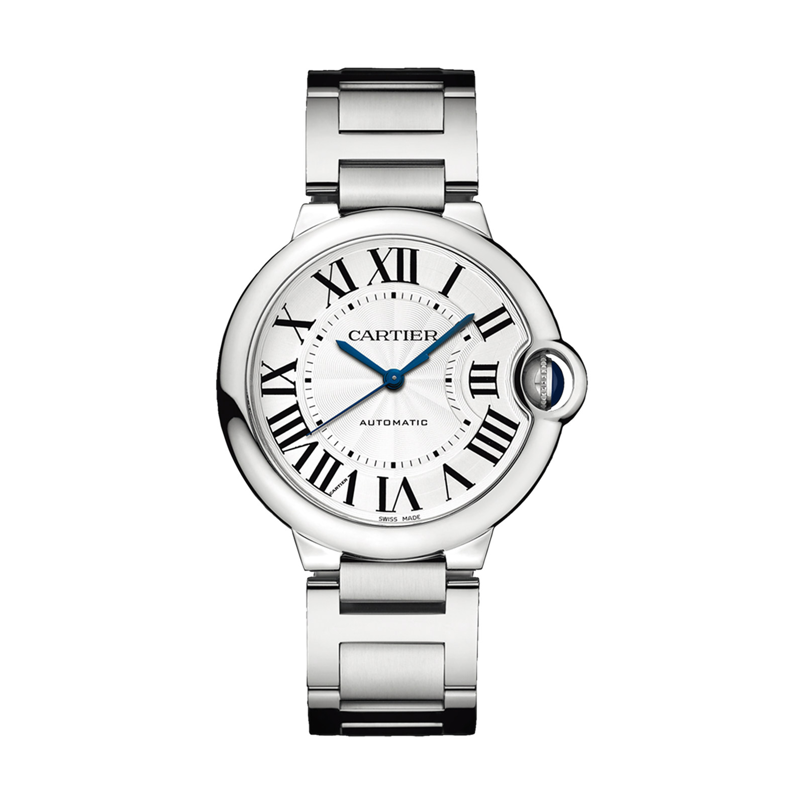 4ca6cd4fe777b Ballon Bleu de Cartier watch