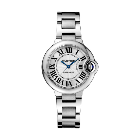 Ballon Bleu de Cartier watch, 33 mm