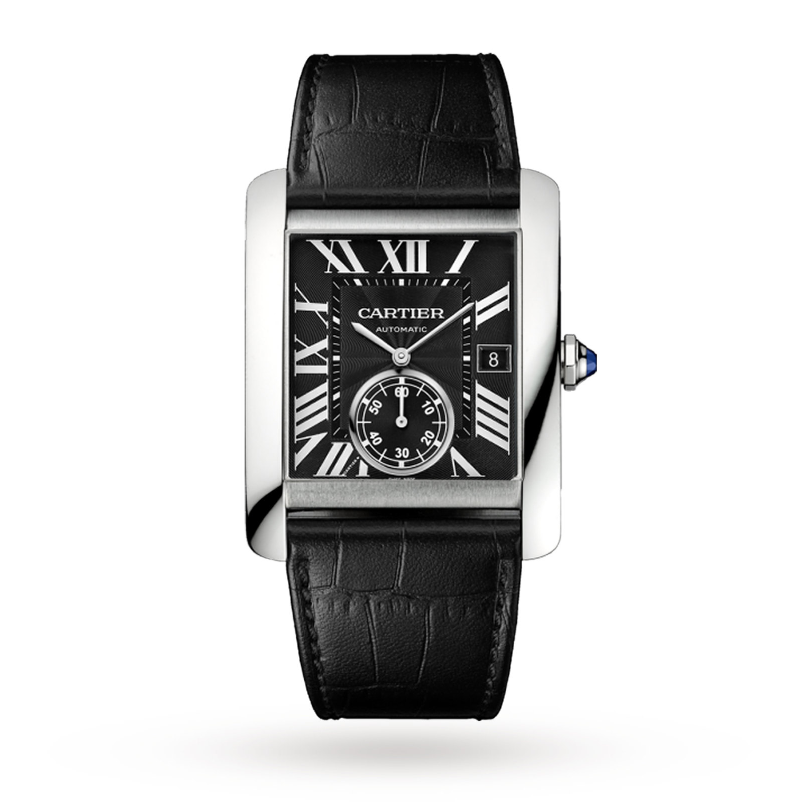 watch aise fran p luxury tank watches cartier medium model