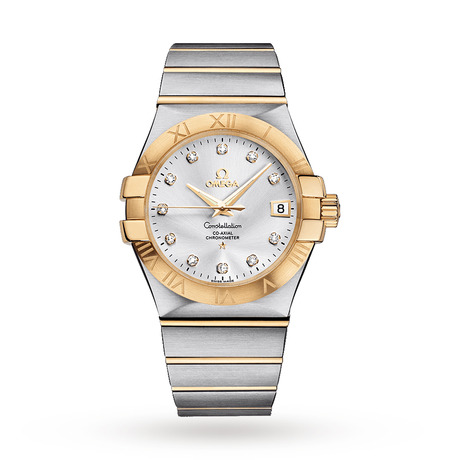 Omega Constellation Co-Axial 35mm Mens Watch