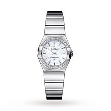 Omega Constellation Ladies 24mm Quartz Watch