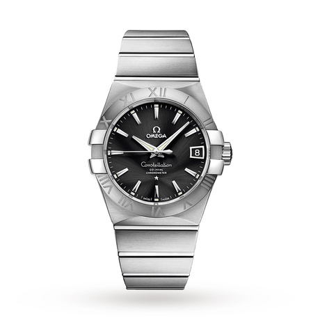 Omega Constellation Co-Axial 38mm Mens Watch O12310382101001
