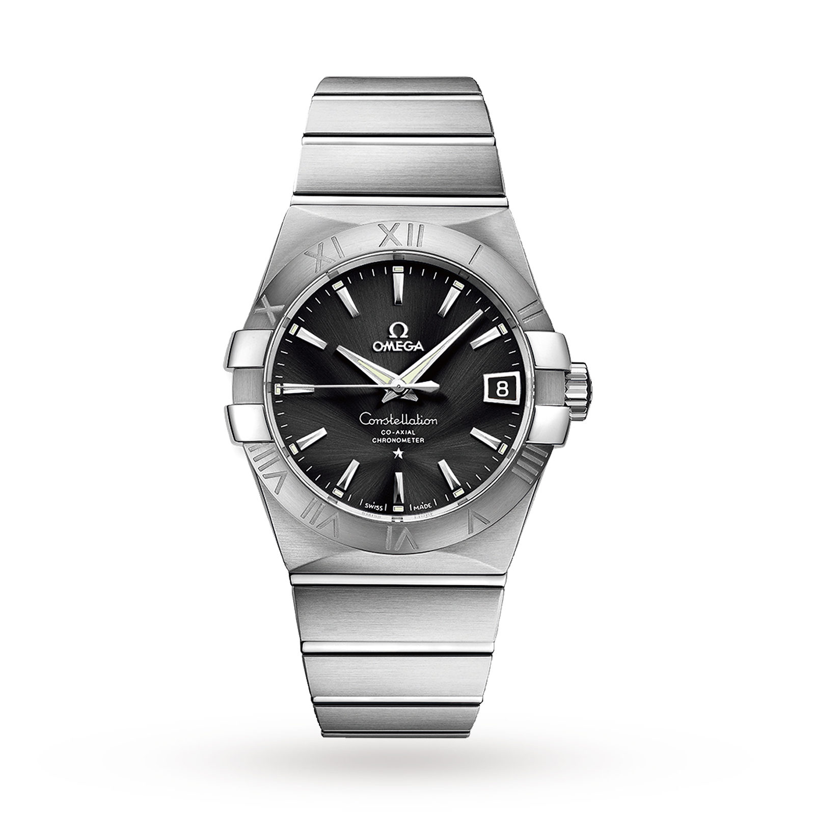 6b726968a52 Omega Constellation Co-Axial 38mm Mens Watch