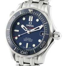 Omega Seamaster Diver 300m Co-Axial 36.5mm Mens Watch