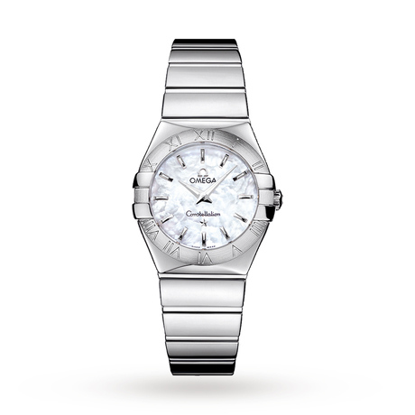 Omega Constellation Ladies 27mm Quartz Watch