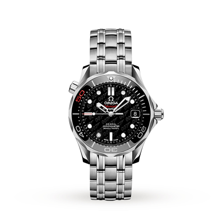 Omega Seamaster Diver 300m Co-Axial 36.25mm Unisex Watch