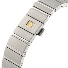 Omega Constellation Co-Axial 27mm Ladies Watch O12310272051001