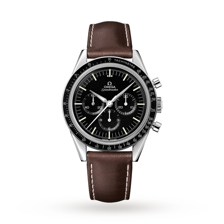 Omega Speedmaster Moonwatch Chronograph 39.7mm Mens Watch