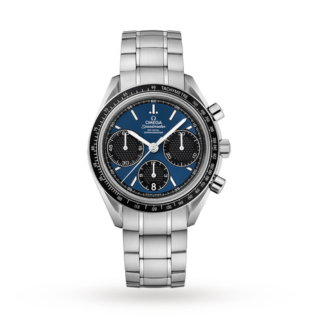 Omega Speedmaster Moonwatch Racing Co-Axial Chronograph 40mm Mens Watch