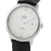 Omega De Ville Prestige Co-Axial 39.5mm Mens Watch