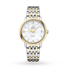 Omega De Ville Ladies Co-Axial 32.7mm Automatic Bicolour Watch