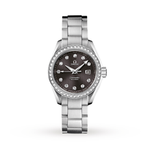 Omega Seamaster Aquaterra Quartz Ladies Watch