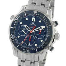 Omega Seamaster Diver 300m Co-Axial Chronograph 44mm Mens Watch