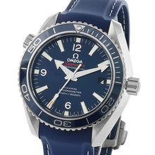 Omega Seamaster Planet Ocean Titanium Mens Watch