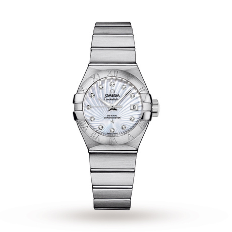 Omega Constellation Ladies 27mm Automatic Co-Axial Watch