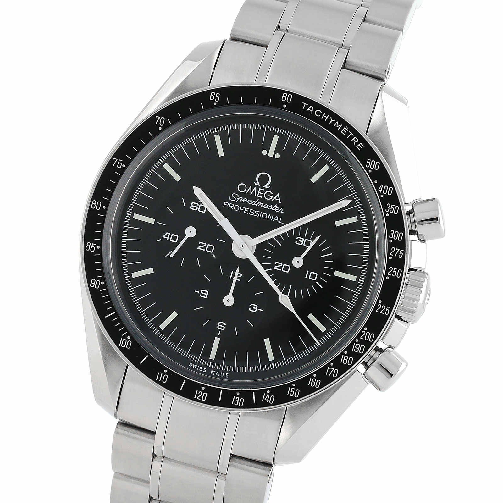 Omega Speedmaster Professional Moonwatch First Watch On ...