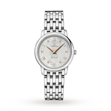 For Her - Omega De Ville Prestige Quartz 27.4mm Ladies Watch - 424.10.27.60.55.001