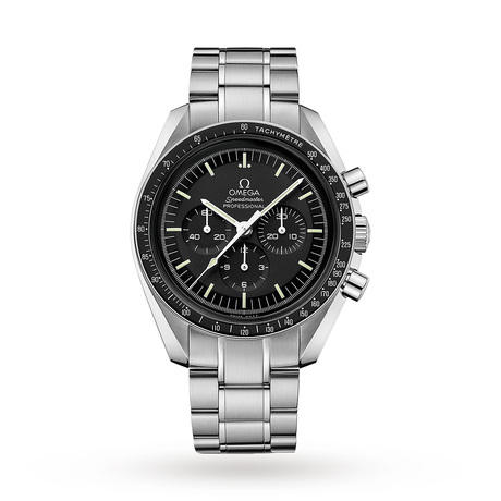 Omega Speedmaster Moonwatch Professional Chronograph 42mm Mens Watch