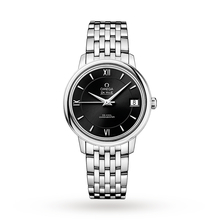Omega De Ville Prestige Ladies 32.7mm Co-Axial Automatic Watch
