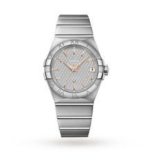 Omega Constellation Mens Automatic 38mm Co-Axial Watch