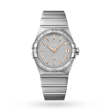 Omega Constellation Co-Axial 38mm Mens Watch O12310382106002