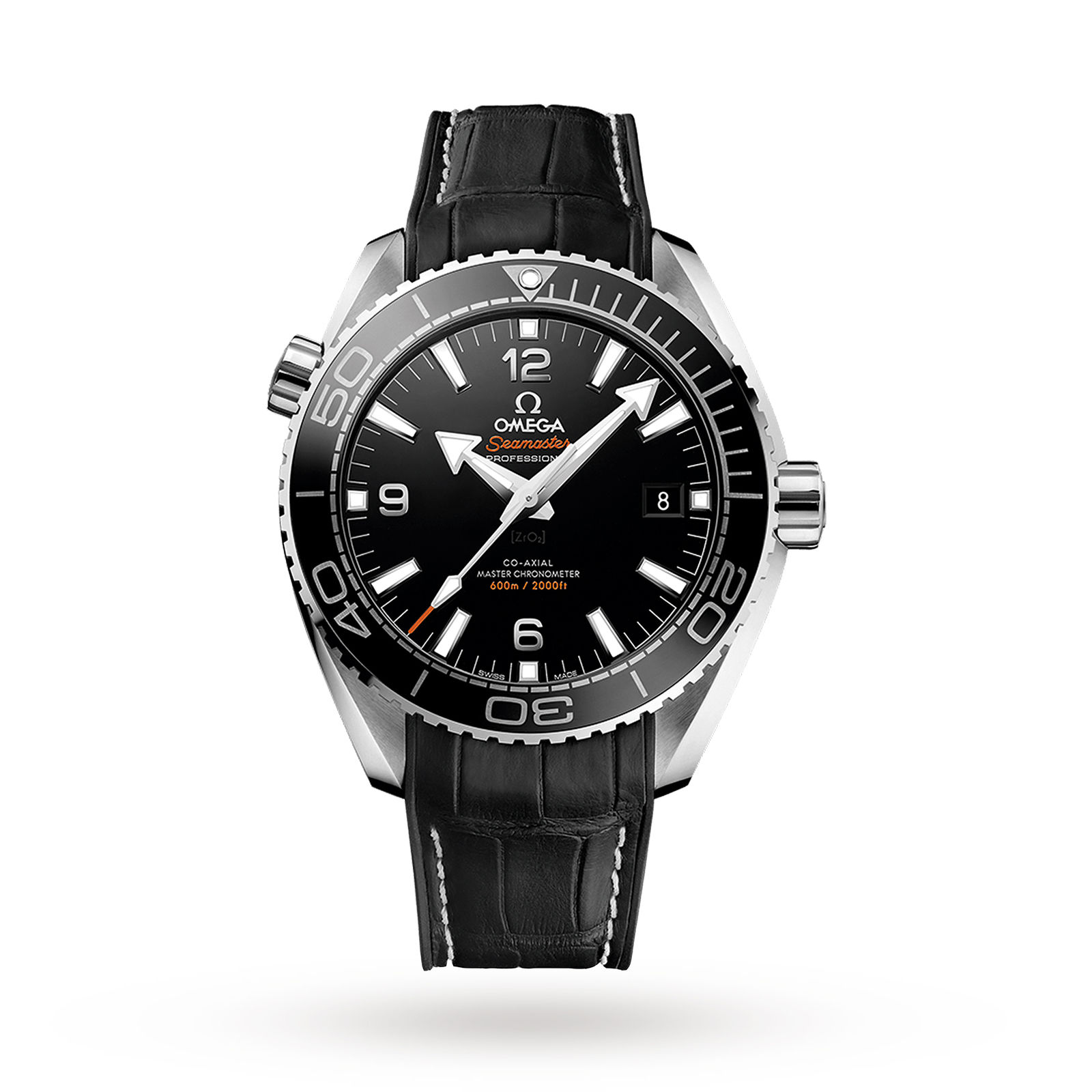 watches watch men omega planet s seamaster black gmt bezel image white ocean mens