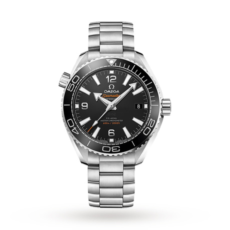 Omega Seamaster Planet Ocean 600M Mens 39.5mm Automatic Co-Axial Black Divers Watch