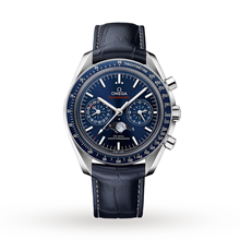 Omega Speedmaster Moonphase Co-Axial Master Chronometer Chronograph Mens Watch