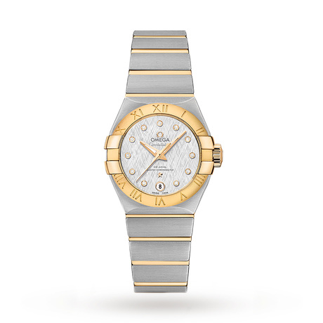 Omega Constellation Co-Axial Master Chronometer 27mm Ladies Watch