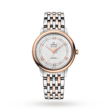 Omega De Ville Prestige Ladies 32.5mm Co-Axial Automatic Watch