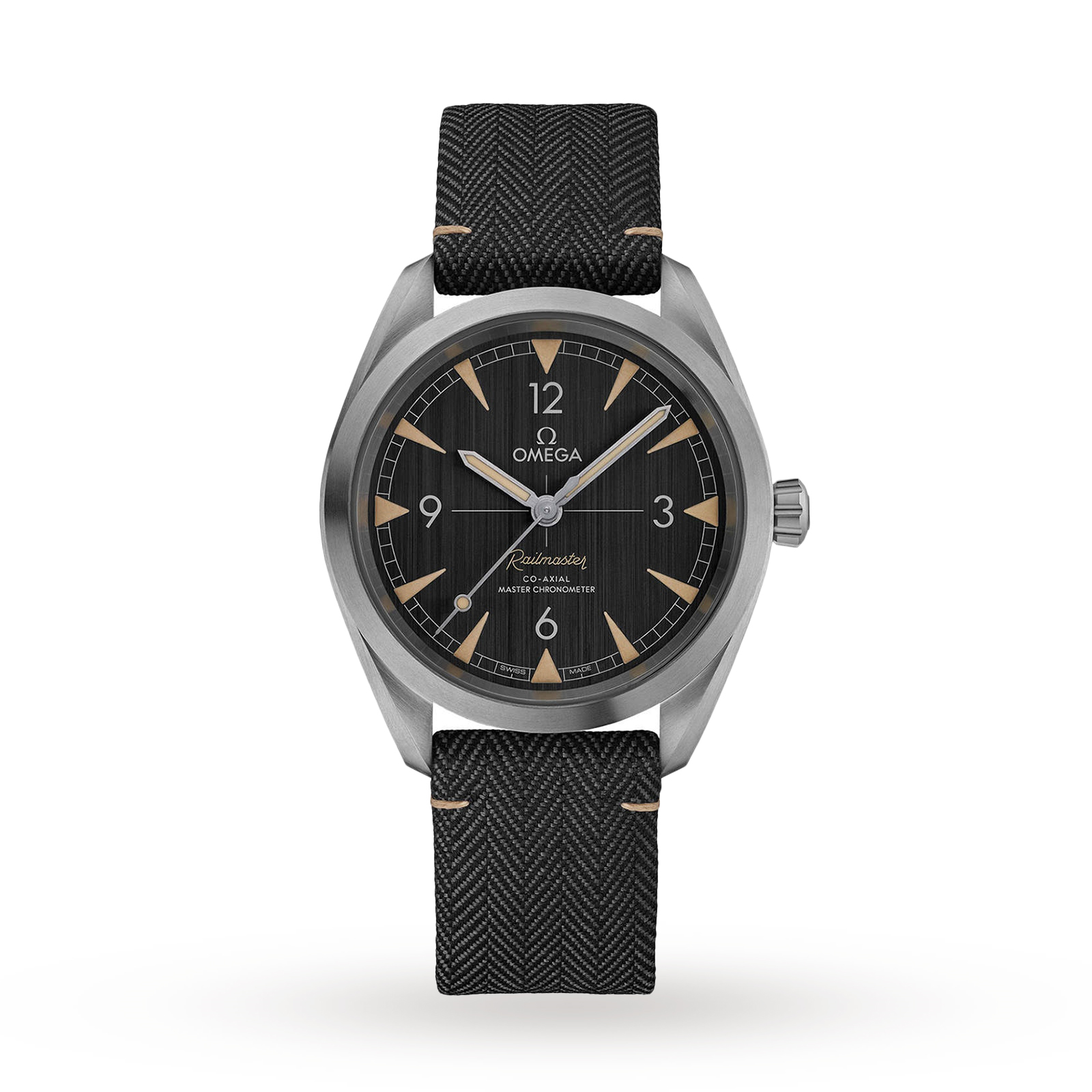 Omega Seamaster Railmaster Mens Watch