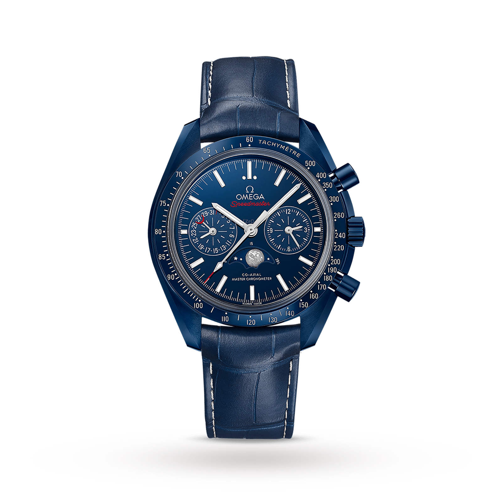 Omega Speedmaster Moonwatch Co-Axial Master Chronometer M ...