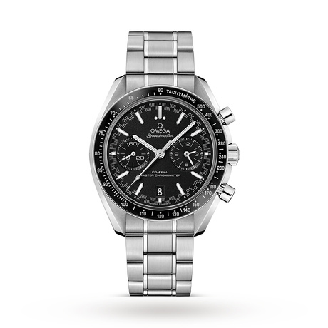Omega Speedmaster Racing Co-Axial Moonwatch 44.24mm Mens Watch O32930445101001