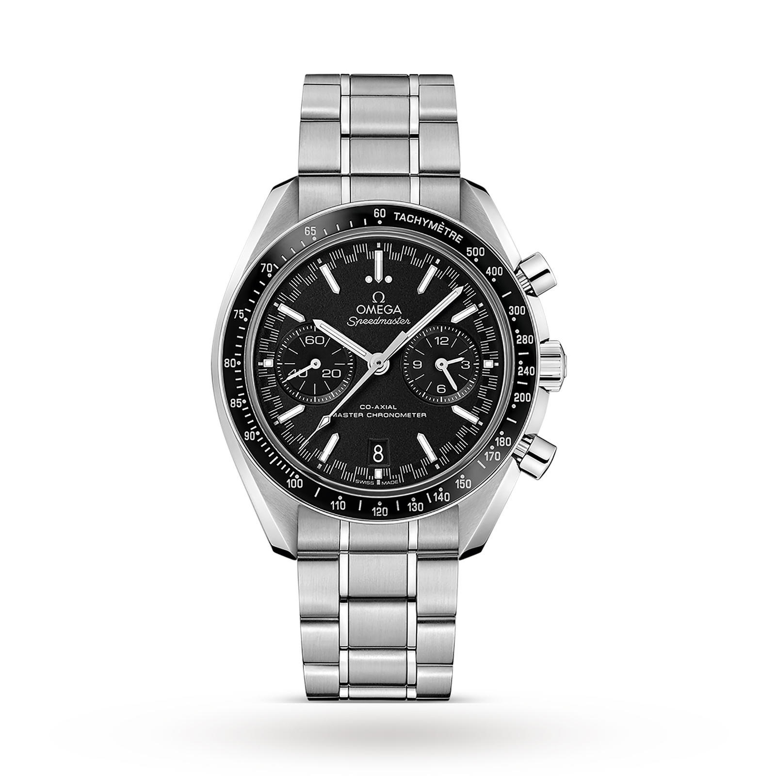 Omega Speedmaster Racing Co-Axial Master Chronometer 44.24mm Mens Watch