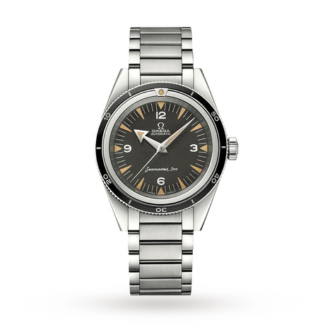 Omega Seamaster 300 39mm Chronometer