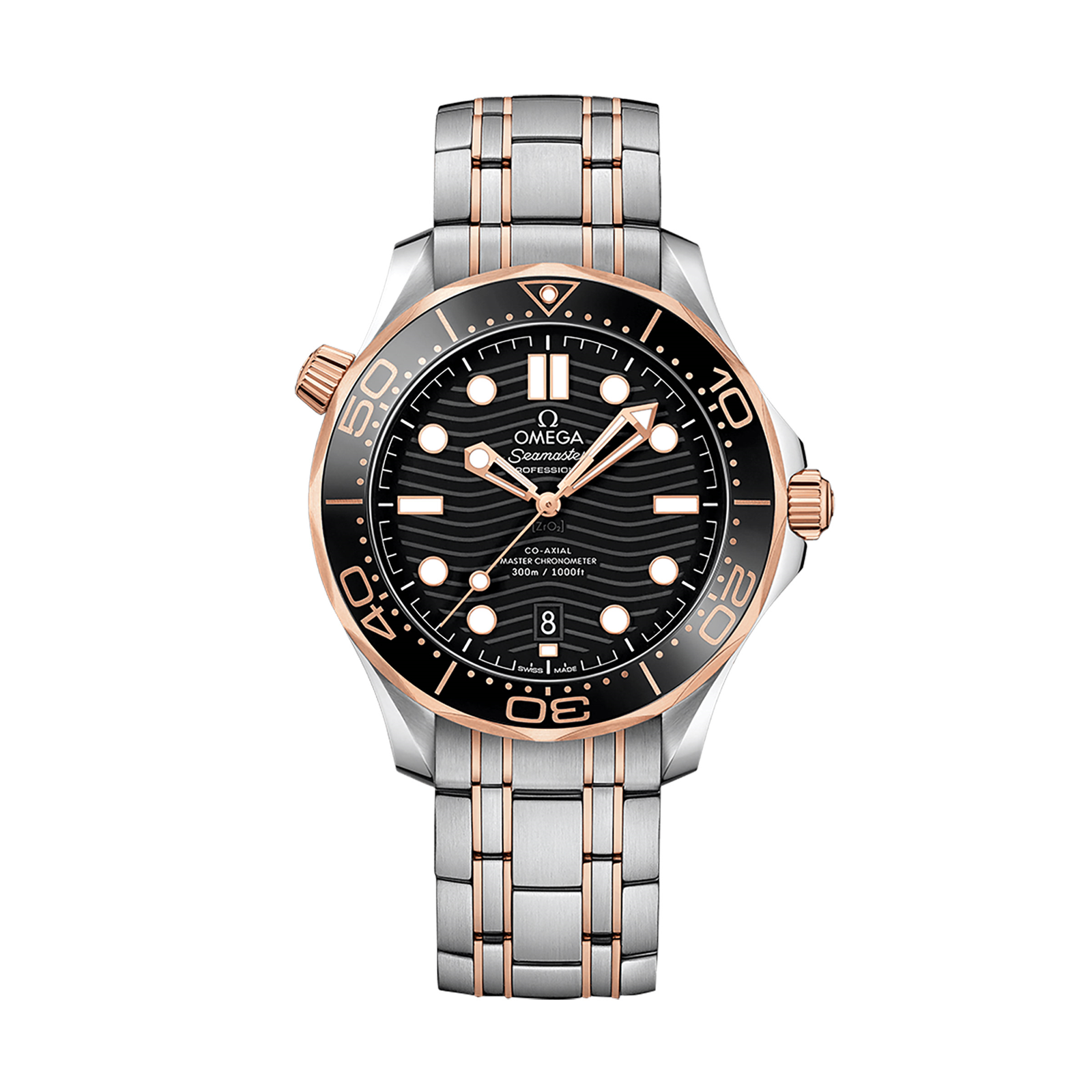 Omega Diver 300m Co-Axial Master Chronometer 42mm Mens Watch