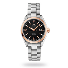 Omega Seamaster Aqua Terra 150m Co-Axial 34mm Ladies Watch