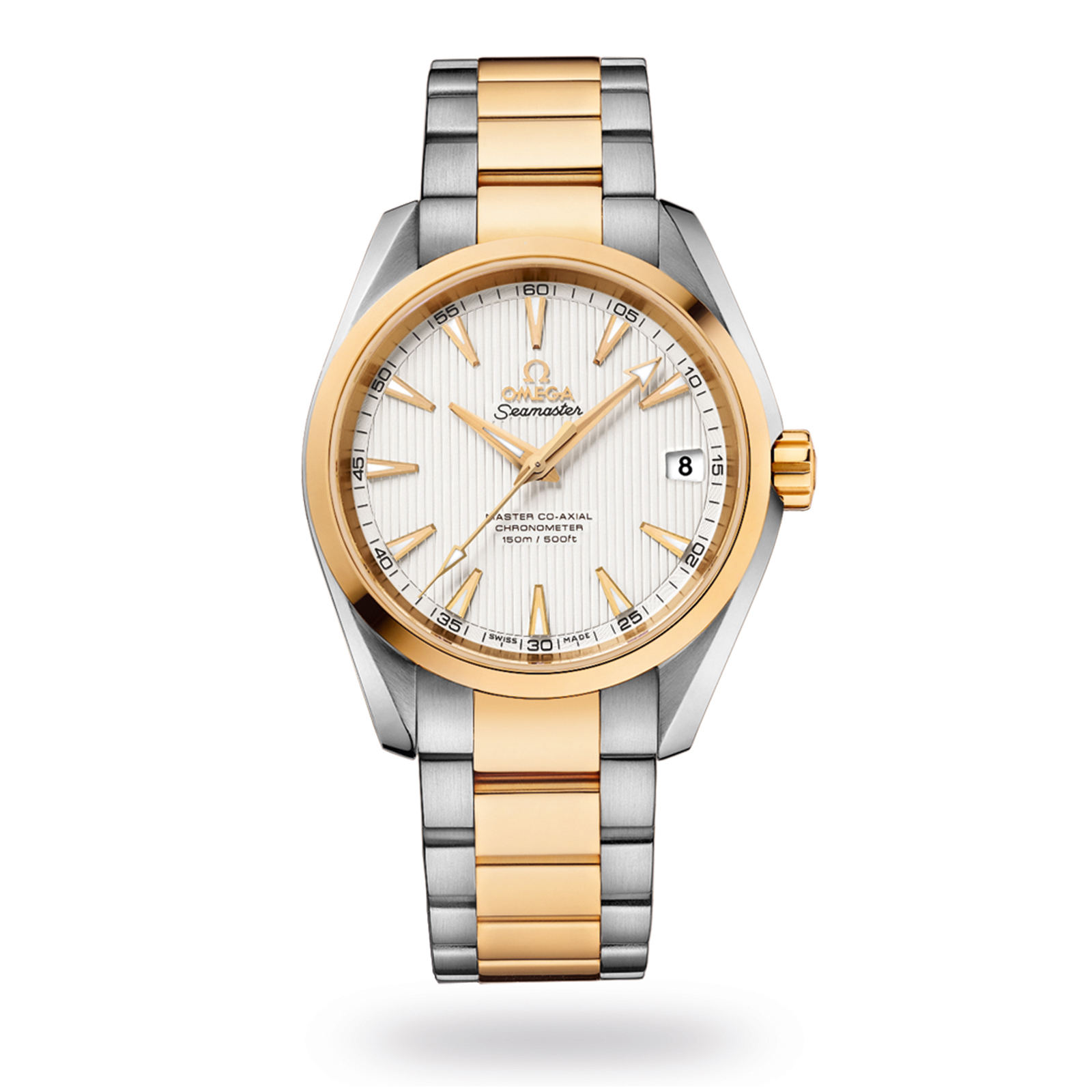Omega Seamaster Aqua Terra Master Co-Axial 38.5mm Mens Watch